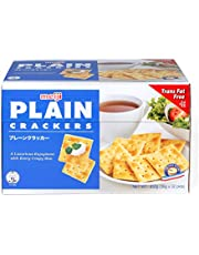Meiji Plain Crackers, 832g