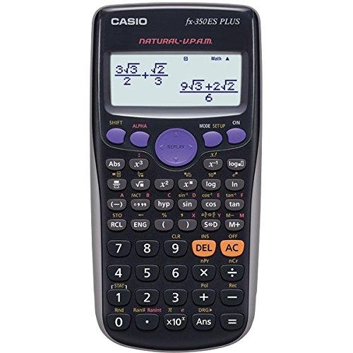 139 opinioni per CASIO Plus Calcolatrice Elettronica Scientifica, Colore Grigio Scuro