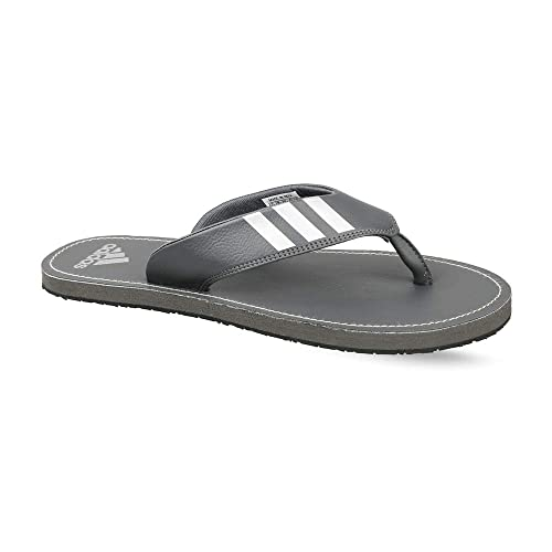 2221ba22d1e3 Adidas Men s COSET 2018 M Gresix Silvmt Flip-Flops-9 (CL0201)  Buy Online  at Low Prices in India - Amazon.in