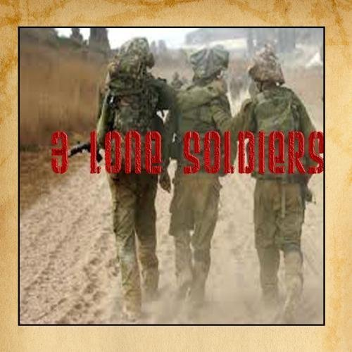 3 Lone Soldiers (feat. Primo & Ray L.O.V.) - Single by Big Stats (2011-06-17)