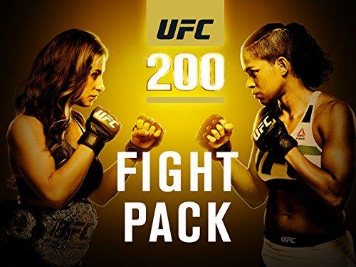 Miesha Tate Vs Amanda Nunes Fight Pack