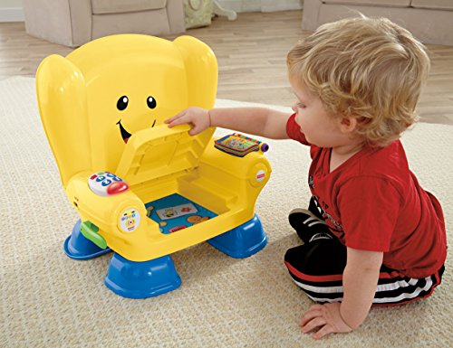 Fisher-Price Laugh & Learn Smart Stages Chair by Fisher-Price (Image #5)