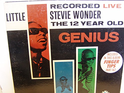 The 12 Year Old Genius(recorded Live) by TAMLA