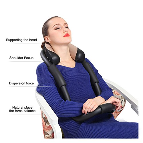 Aooher-Multi-function-Neck-Guard-U-shaped-Pillow-Soft-Combined-Massager-Rest-adjustment-Exercise-and-Relax-So-You-Have-a-Better-Body