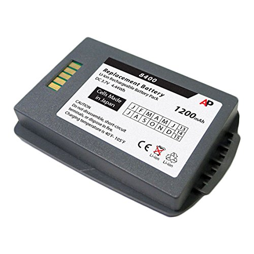 Artisan Power Replacement Battery for Polycom/SpectraLink 8400 Phones. 1200 mAh