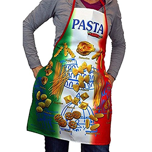 Express Design Group Pasta Italia Apron (Express Italia Pasta)
