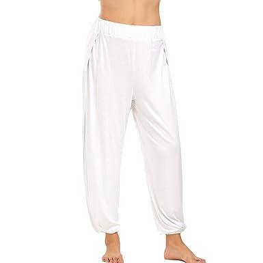 QIMANZI Pantalones de Deporte para Mujer, Fitness, para ...
