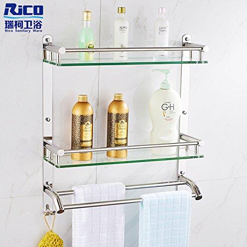 Bathroom Accessories Glass Shelves