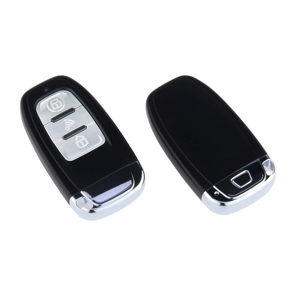 Easyguard Ec003 Smart Key Pke Passive Keyless Entry Car Alarm System Push Start Button Remote