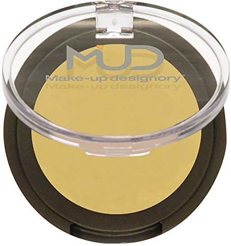 MUD Red Corrector 2 Corrector Compact 3.5 g by MUD - Makeup Designory