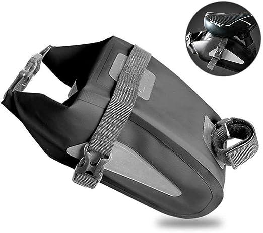 Pawaca - Bolsa Impermeable para sillín de Bicicleta, Herramientas ...