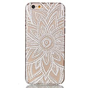 Generic Silicona Para iPhone 6 /6s Sketch Back Cover