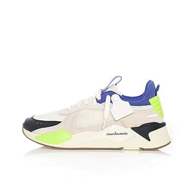 Puma x Sankuanz Sneakers RS X CremaBluMulticolor