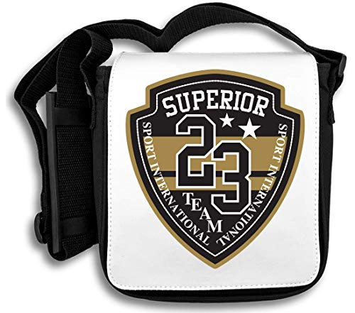 Popular Tracolla Vintage Wallpaper Superior T Osom To Shirt Borsa Classic 23 A Nice Collection Cool Team HZqSqwa