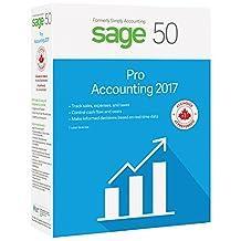 Sage 50 Pro Accounting 2017 Bilingual