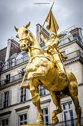 Joan Of Arc Statue Paris - 9