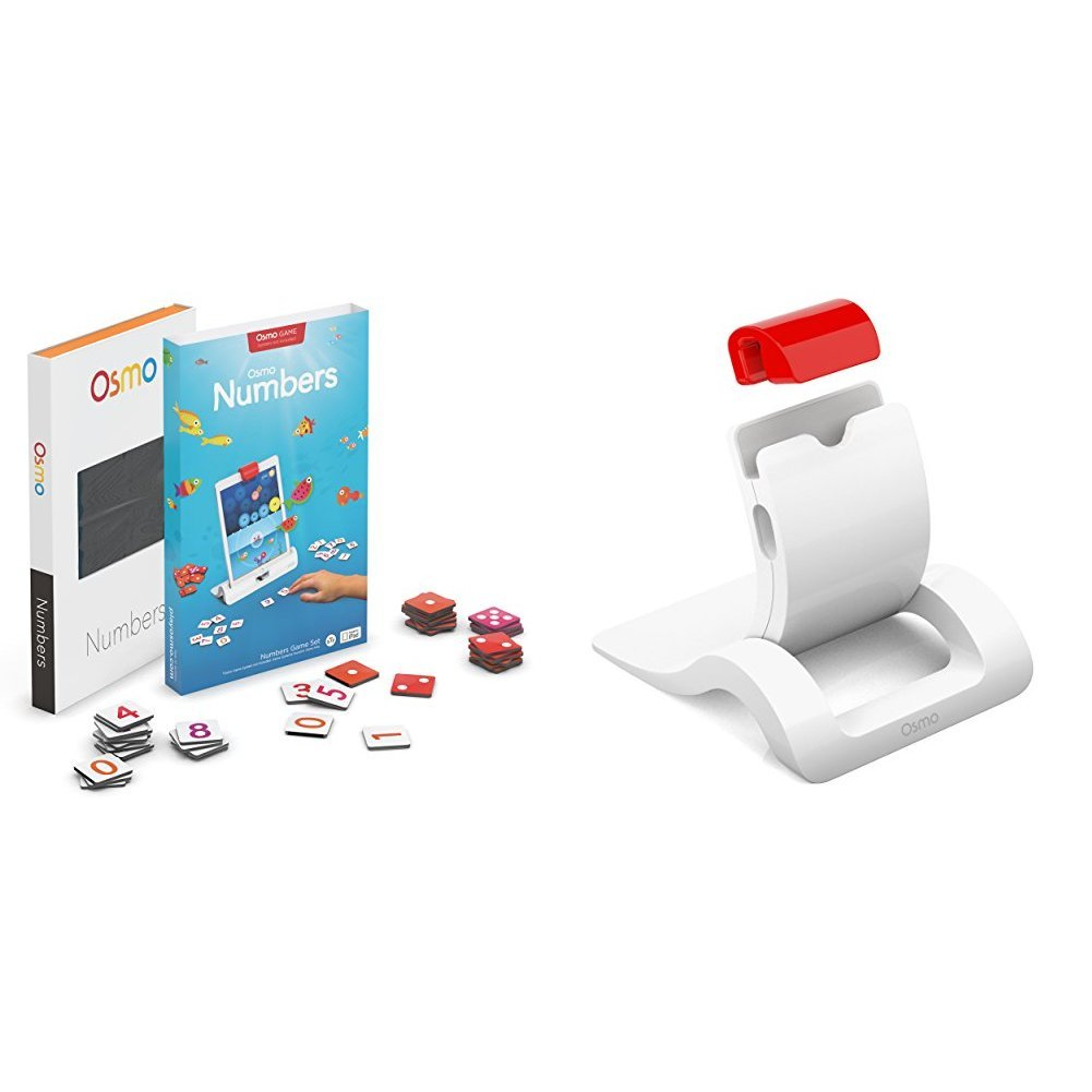 Osmo Numbers Game  + iPhone Base