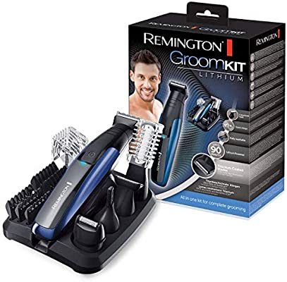 Remington Kit Lithium PG6160 - Recortador Multifunción y ...