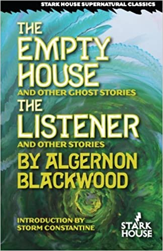 the empty house supernatural fiction series