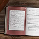 KJV Spurgeon Study Bible, Brown/Black LeatherTouch