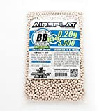 Biodegradable 0.20g 3,500 Round Bag Airsoft BBs