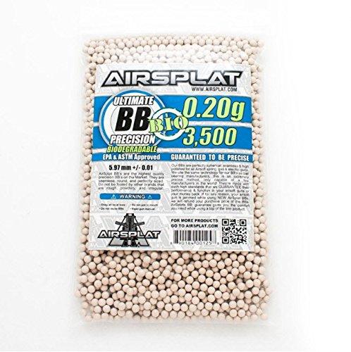 Biodegradable-020g-3500-Round-Bag-Airsoft-BBs