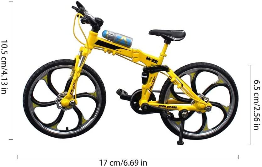 Mini Bike Finger Bike Excelente Funcional Miniatura Juguetes de ...