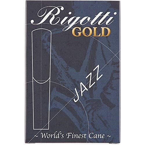 Rigotti Gold Alto Saxophone Reeds Strength 3 ()