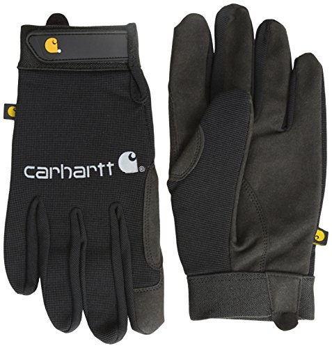 Carhartt Men's The Fixer Spandex Work Glove with Water Repel