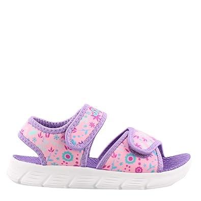 Shop Skechers Infant Girls' C Flex Sandal Purple Online