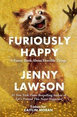 Furiously Happy(Paperback) - 2016 Edition