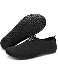 Barefoot Quick-Dry Water Sports Shoes Aqua Socks for Swim...