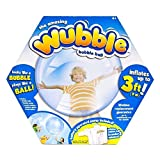 The Amazing WUBBLE Bubble Ball – Looks like a bubble, plays like a ball! Blue thumbnail