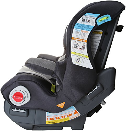 graco smart seat all in one convertible car seat rosen. Black Bedroom Furniture Sets. Home Design Ideas