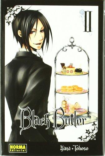 Black Butler 2 (Spanish Edition) by Norma Editorial Sa