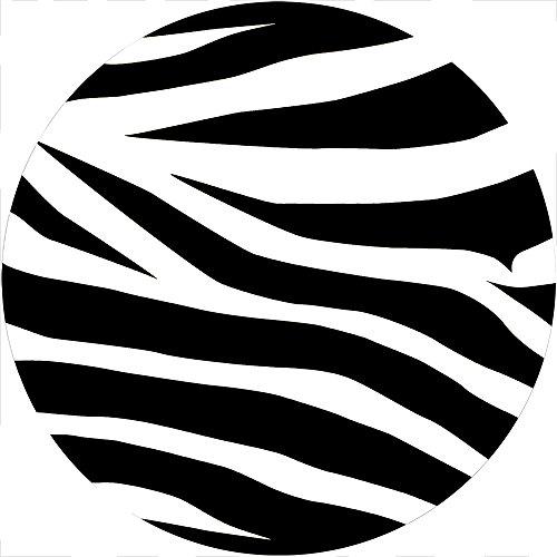 zebra tire cover - 1