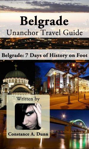 Belgrade Unanchor Travel Guide History ebook product image