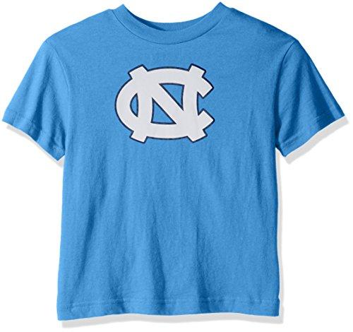 - NCAA Boys North Carolina Tar Heels Primary Logo Tee, Large (14-16), Light Blue