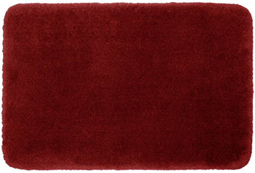 STAINMASTER TruSoft Luxurious Bath Rug, 17-By-24 Inch Cherry - Small Red Cherry