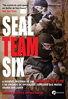 Seal Team Six por [Wasdin, Howard E.]