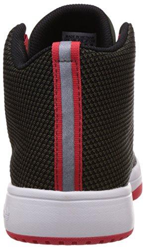 adidas Veritas, Chaussures en Forme de Bottines Homme Noir