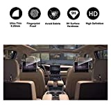 [2PCS] 2018 Lincoln Navigator Sync 3 10In Display Rear Seat TV Glass Screen Protector, HD Clear Tempered Glass Ultra HD Extreme Clarity