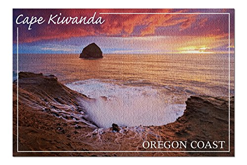 Cape Kiwanda, Oregon Coast (20x30 Premium 1000 Piece Jigsaw Puzzle, Made in USA!)