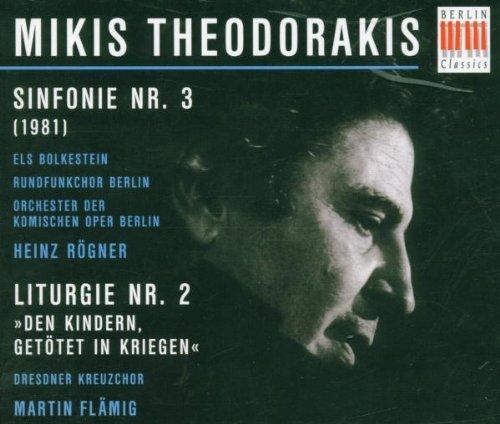 Sinfonie 3 mart Liturgie 2 National products