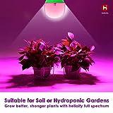 helloify A19 LED Plant Grow Light