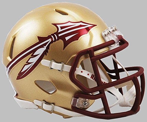 NCAA Florida State Seminoles Speed Mini Helmet, Small, - Florida Mall Shops In