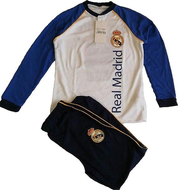 Real Madrid Pijama niño Champion (14 años): Amazon.es: Ropa y ...