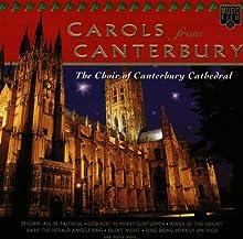 Carols from Canterbury...