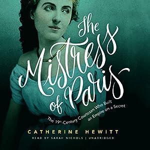 The Mistress of Paris Audiobook