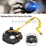 Lens Shutter Aperture Diaphragm Flex Cable Ribbon Part For Canon 17-85MM USM